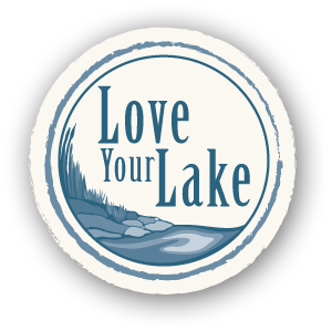 Love Your Lakes Logo